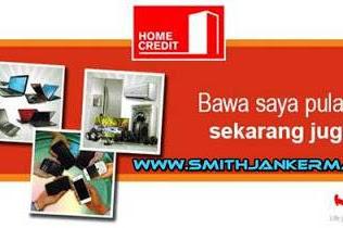 Lowongan PT. Home Credit Indonesia Pekanbaru Juli 2018