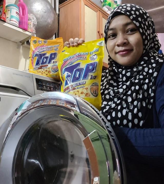 TOP untuk Inovasi Teknologi Pencuci Pakaian Berterusan Menghasilkan Detergen yang Menyingkirkan 99.9% Virus