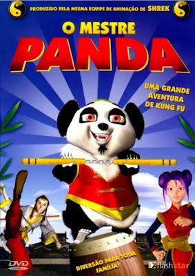 Assistir O Mestre Panda Uma Grande Aventura De Kung Fu Dublado Online HD