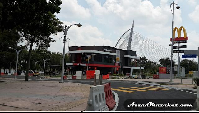 McDonald's 24jam Putrajaya