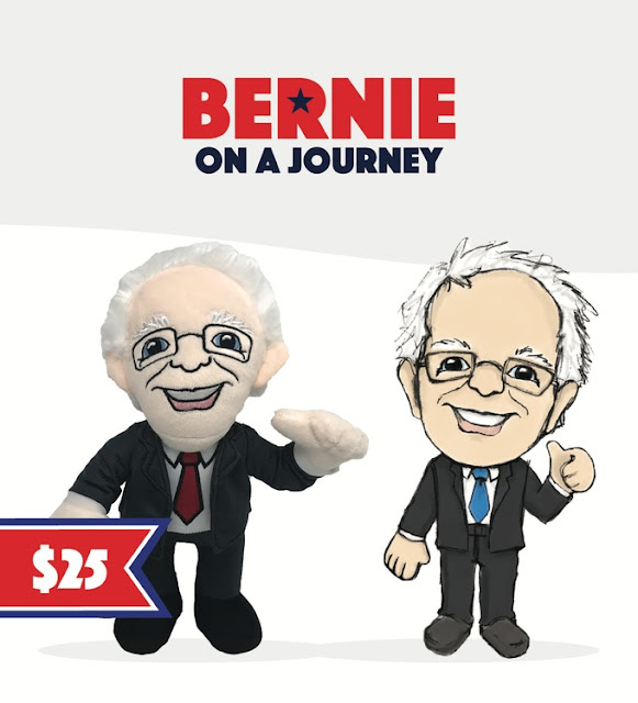 Bernie on a Journey