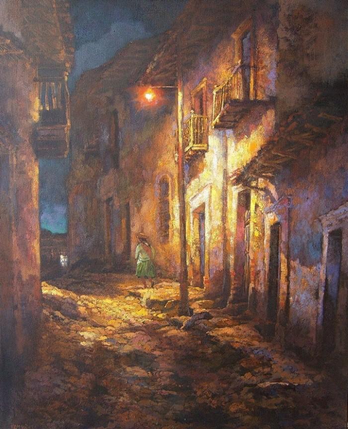 Remy Daza Рохас. Современный художник из Боливии 17