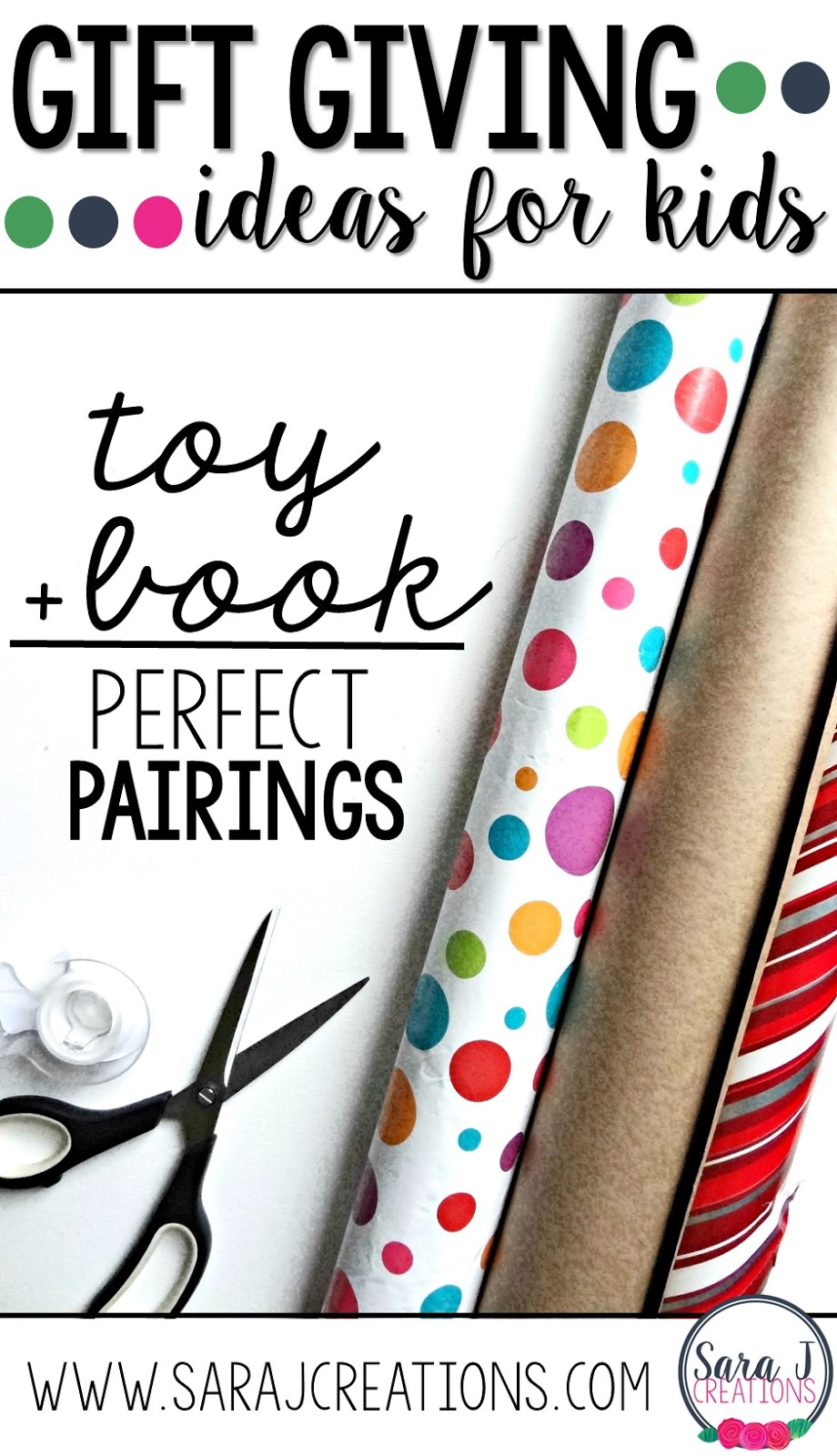 7 ideas for picture book and toy pairings to give as gifts for children