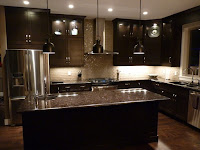 How to Revamp Kitchens with Dark Cabinets
