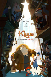 Klaus (2019) Hindi Movie Dual Audio {Hindi+English} 480p WEBRip