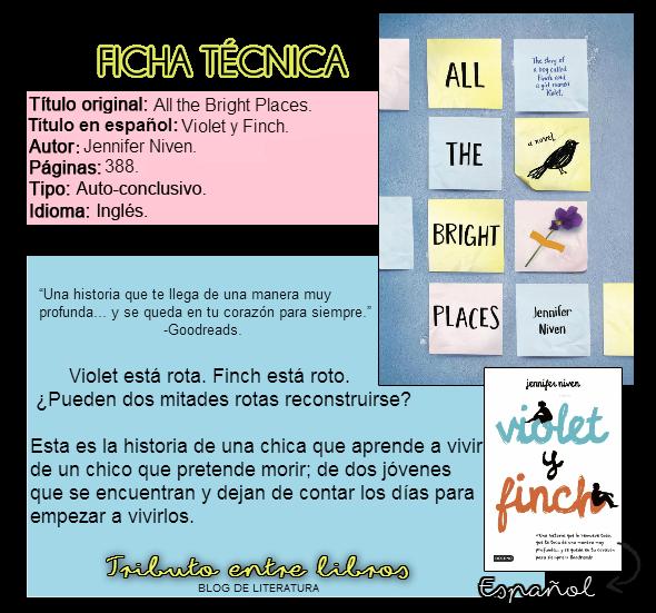 Tributo Entre Libros Julio 2015
