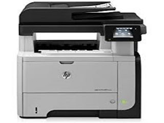 Picture HP LaserJet Pro 500 color MFP M570dn Printer