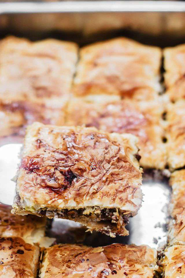 National Baklava Day Wishes Pics