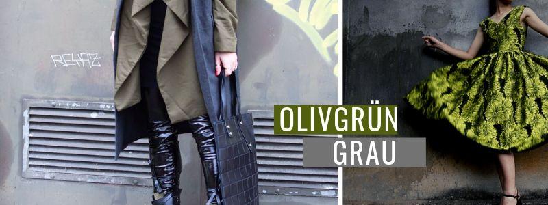 Olivgrün-und-Grau-kombinieren