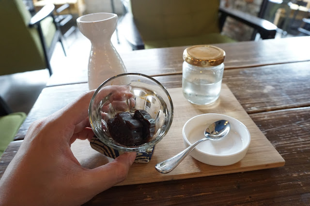 Malacca Backlane Coffee - Mr Owl Iced Latte