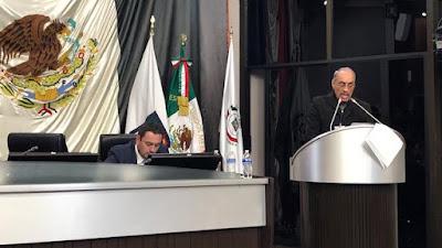 Acceso pleno a la salud y atención especializada para adultos mayores de 60 años: propone diputado Filemón Ortega Quintos