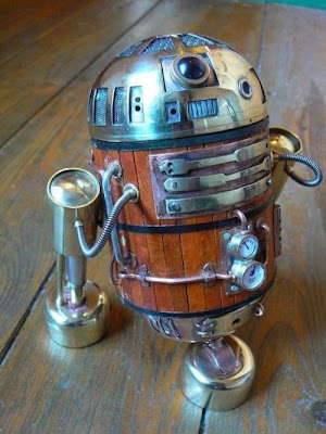 Creative Steampunk Gadgets and Designs (15) 3
