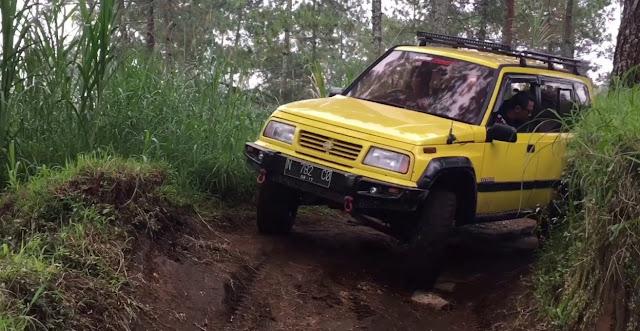 Off Road Adventure Desa Wisata Pujon Kidul, Malang