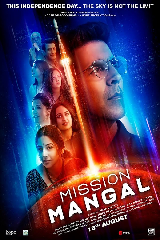 Mission Mangal Full Movie Download in hindi 720p Filmywap