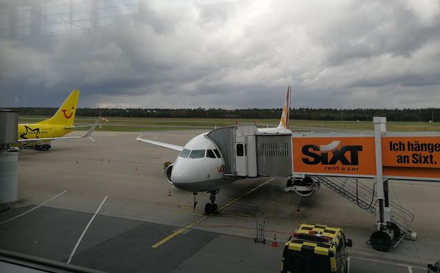 Flughafen Nürnberg - kurze Wege