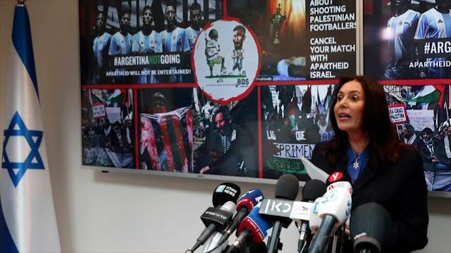Ministra israelí pide asesinar a líderes de Resistencia palestina