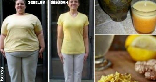 6 Bahan Alami Penurun Berat Badan yang Ada di Sekitar Kita