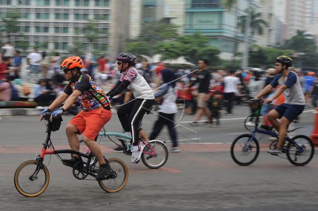 3 Rekomendasi Sepeda Lipat Paling Diminati Banyak Orang