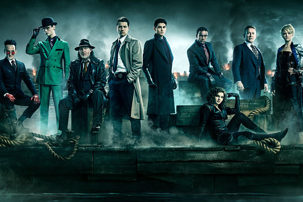 Download Gotham Seson 5 Torrent