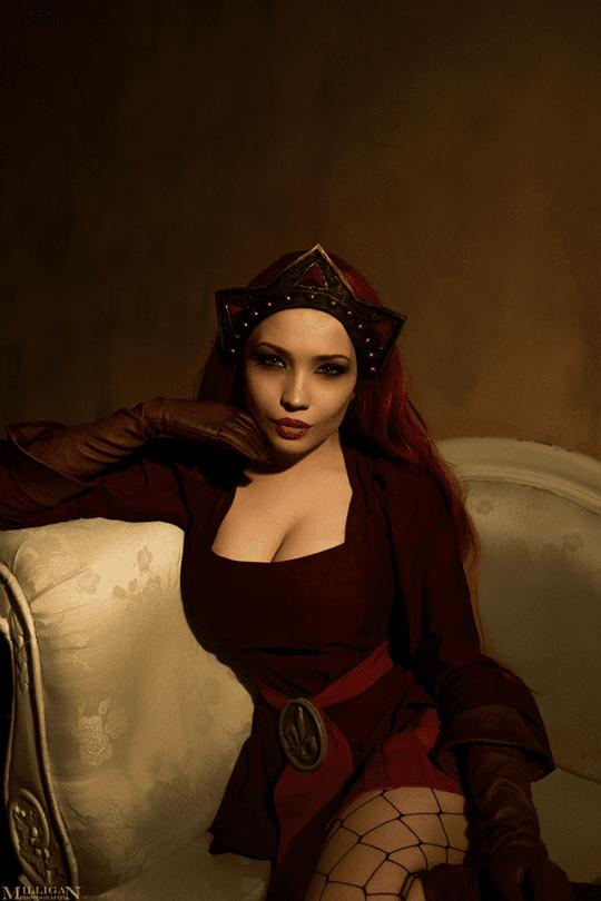 cosplay girls, big boobs,