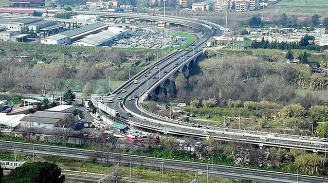 Viadotto della Magliana, lavori completati - ripristinati i percorsi bus