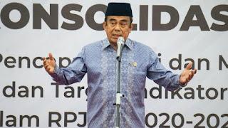 Menag: Kalau Masih Mendukung Khilafah, Keluar dari Indonesia