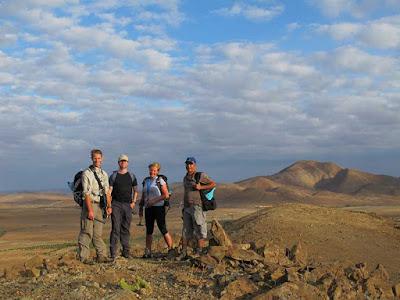 Morocco fieldwork