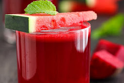 WATERMELON BEET JUICE