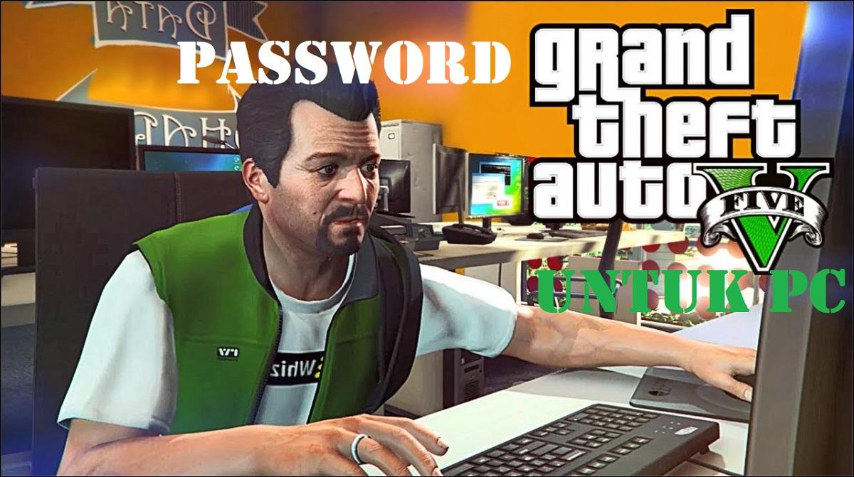 Password GTA 5