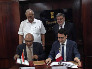 India signed MoU with France
