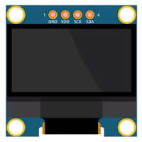 """Download Fritzing Part Oled 128x64 0.9"""""""