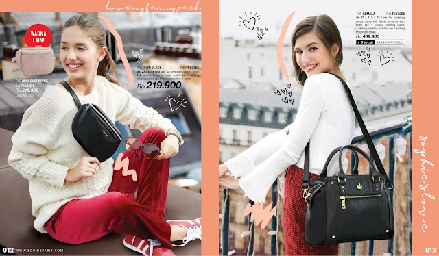 Katalog terbaru Sophie Paris, Katalog Sophie Martin Paris, Katalog Sophie Paris Terbaru, Catalog Sophie Paris, Catalogue Sophie Paris, Tas Sophie Paris, Bags and Purse, Shoes, Sneakers Sophie Paris, Sling Bag Sophie Paris, Daftar Member Sophie Paris