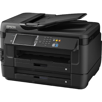 Epson Workforce WF-7620DTWF Driver Downloads
