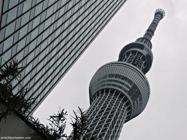 Tokyo Skytree, Japón