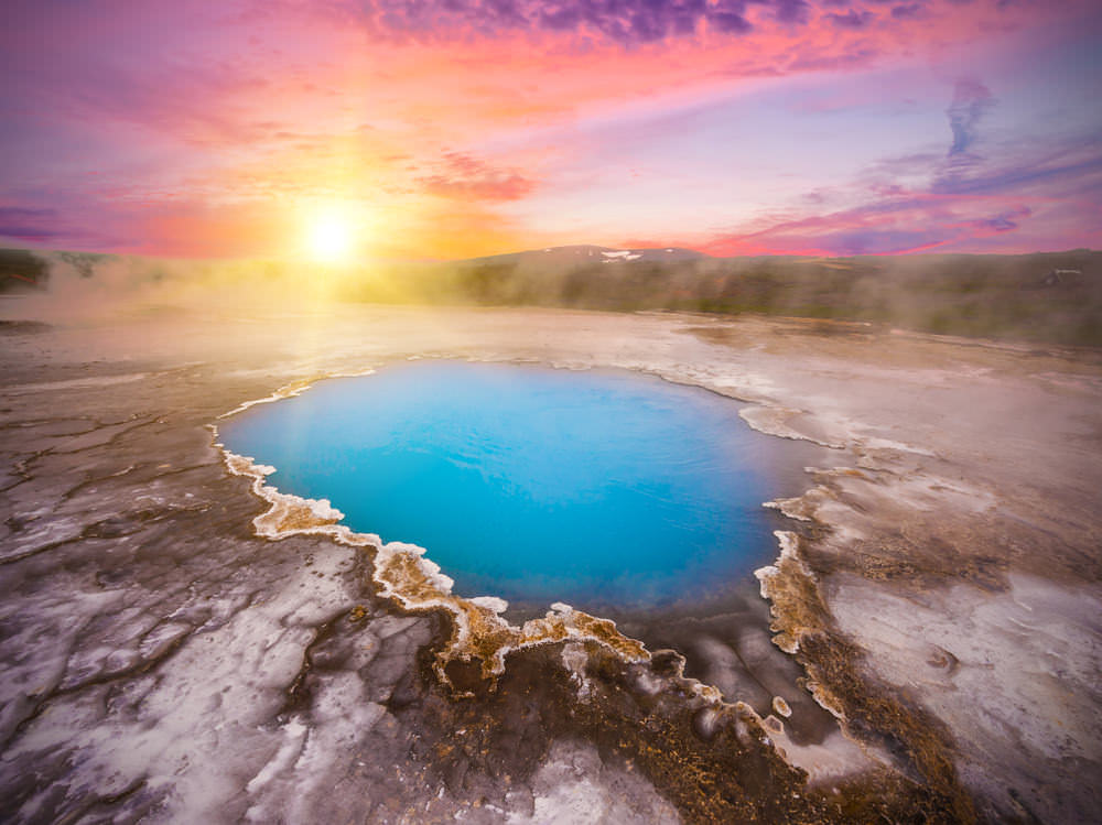 10 Places To Visit In Iceland (That Are Less Expensive Than The Blue Lagoon) - Hveravellir