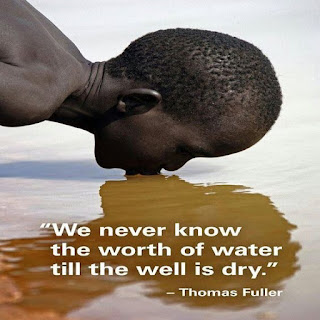 images on save water