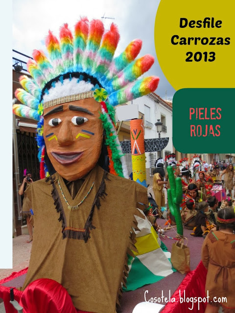 Desfile Carrozas 2013