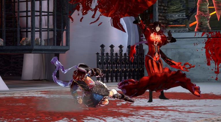Bloodstained Ritual of the Night PC Full Español