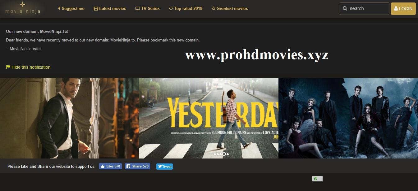 Movieninja  Download Latest Bollywood and Hollywood Hindi Movies  Movieninja 2019