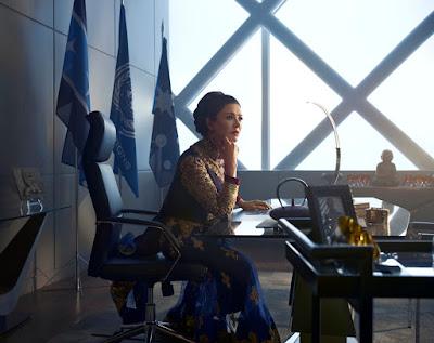 Image of Shohreh Aghdashloo in The Expanse Season 2 (33)