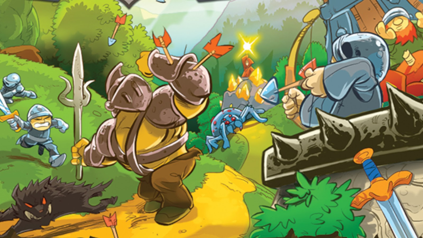 2020 Most Anticipated Games Best Arriving from Kickstarter Kingdom Rush Rift In Time