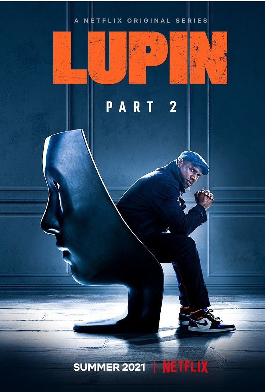 Lupin (2021) S01 Part 02 Complete Hindi Dubbed NF Series 450MB HDRip 480p Download