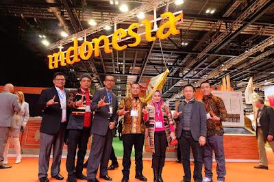 Gubernur Ridho Promosikan Pariwisata Lampung di Ajang WTM London 2018