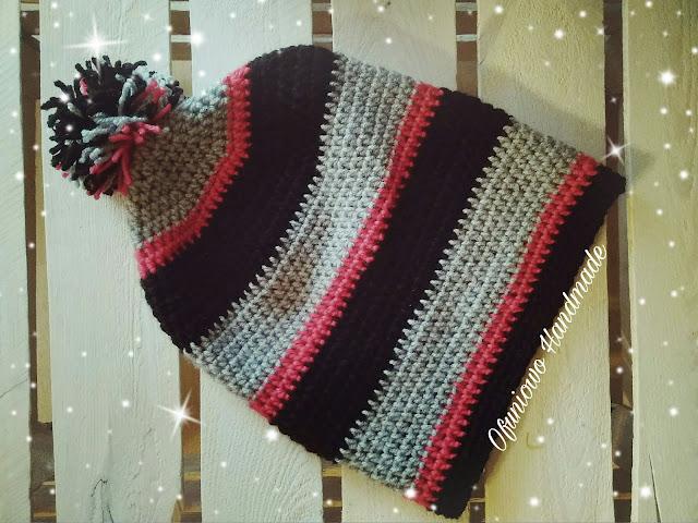 Crochet hat - Ofuniowo Handmade