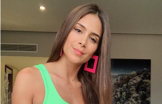 Greeicy Rendón sube la temperatura en redes con video bailando en diminuto bikini
