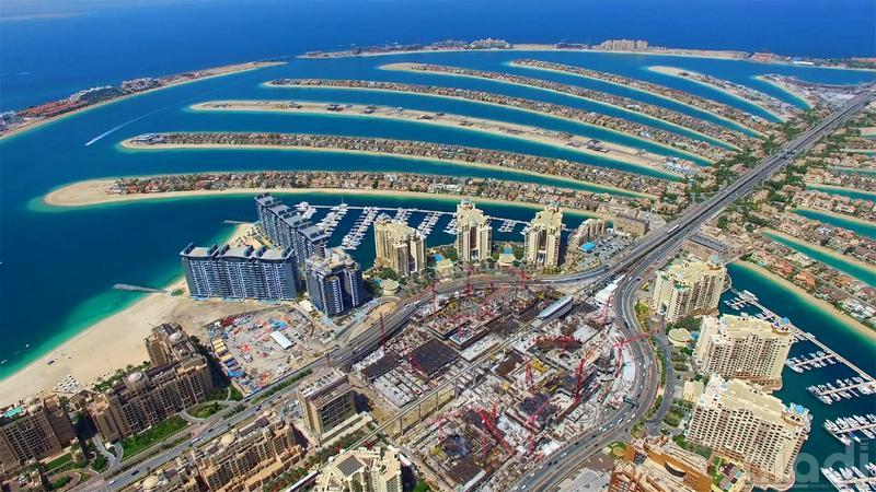 the best place of dubai united arab emirates 2021