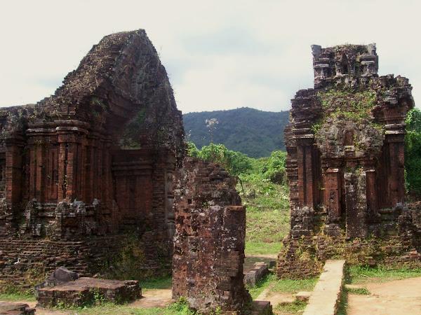 Templos de My Son en Hoi An