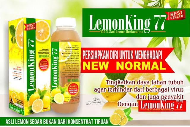 lemon king kemasan baru