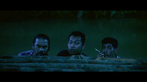 Scene dari Filem Hantu Kak Limah