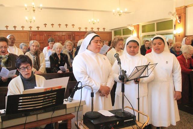 coro del madres de desamparados